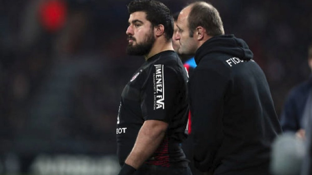 top 14 toulouse clément castets prolonge rugby france xv de départ 15