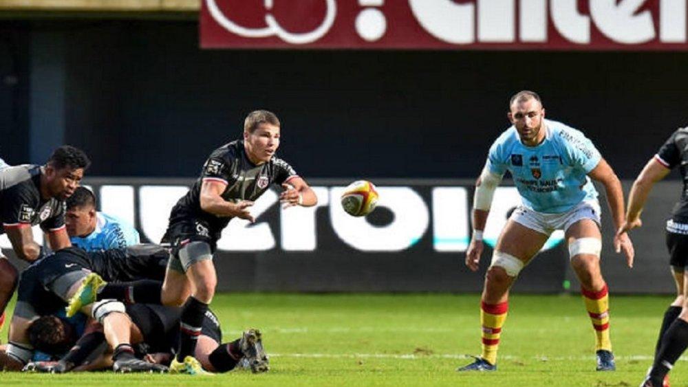 top 14 toulouse passe en force grenoble peut souffler rugby france xv de départ 15