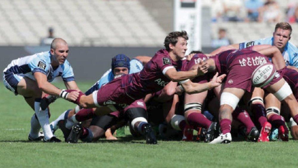 top 14 transfert serin vers montpellier rugby france xv de départ 15