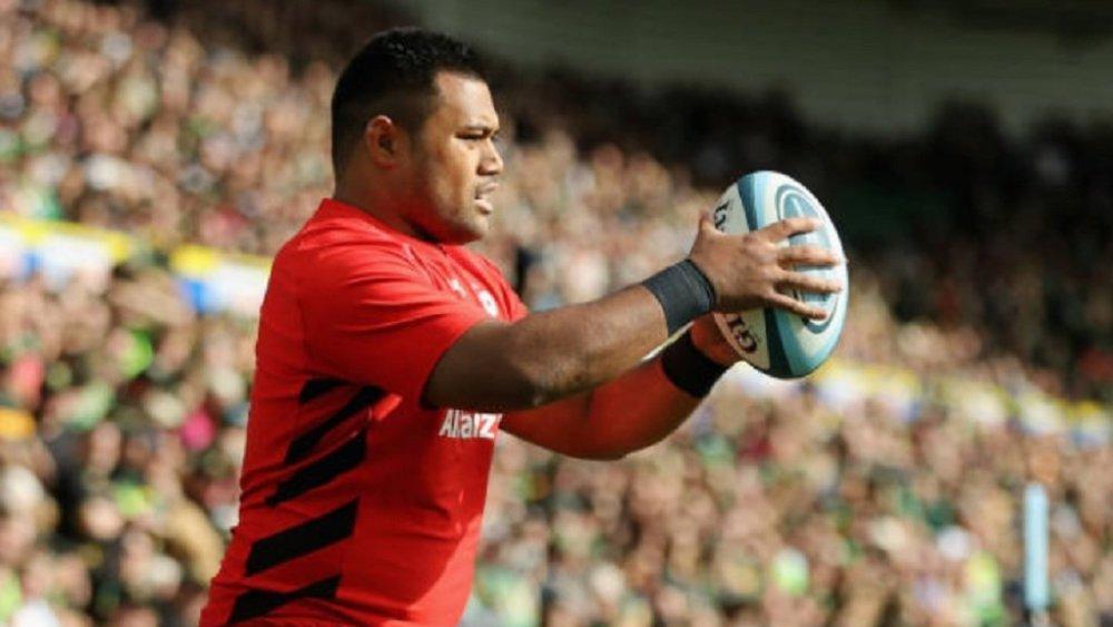 transfert tolofua signe à toulon rugby france xv de départ 15