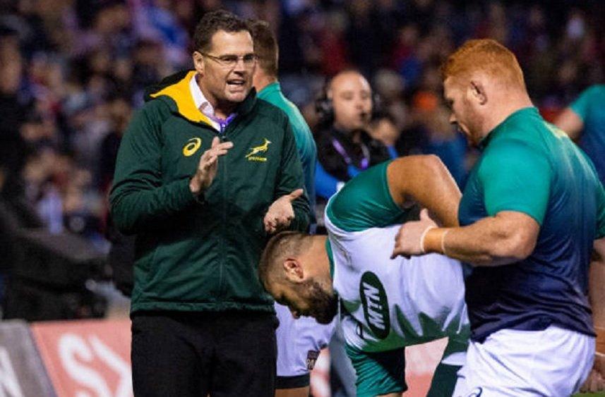 afrique du sud rassie erasmus garde sa formule rugby international xv de départ 15