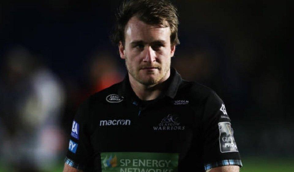 ecosse stuart hogg va quitter glasgow rugby international xv de départ 15