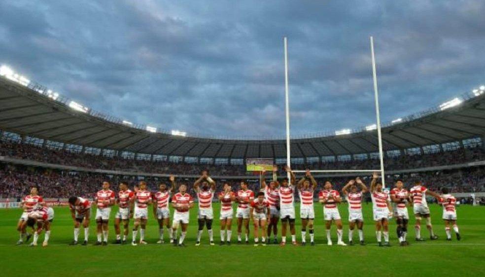 japon jamie joseph fait six changements rugby international xv de départ 15