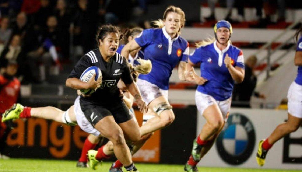 les bleues s'inclinent à mayol rugby france international xv de départ 15