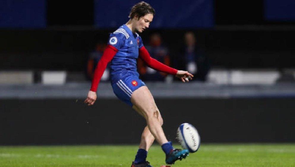 une française élue meilleure joueuse du monde rugby france xv de départ 15