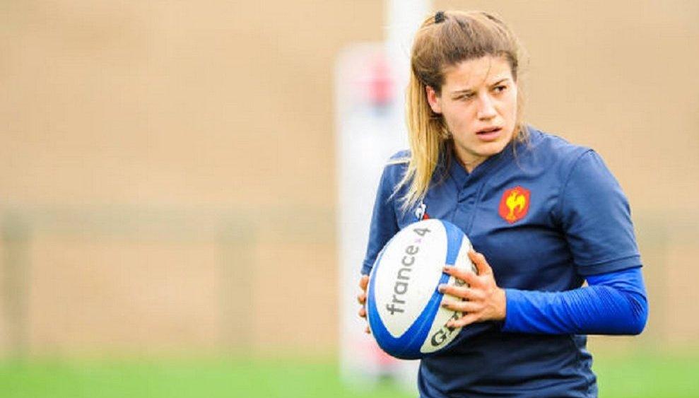 World Rugby 4 française pour le titre de meilluere joueuse de l'année rugby france xv de départ 15