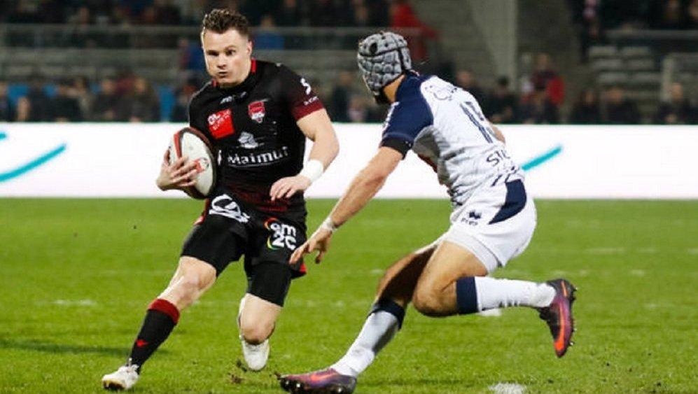 top 14 lyon termine l'année en beauté rugby france xv de départ 15