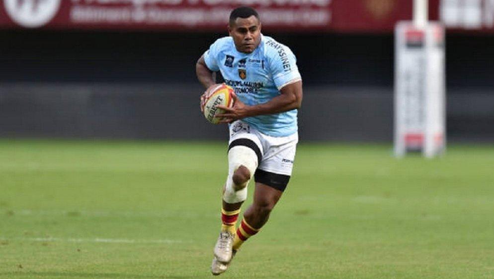 top 14 perpignan discipline cocagi suspendu 9 semaines rugby france xv de départ 15