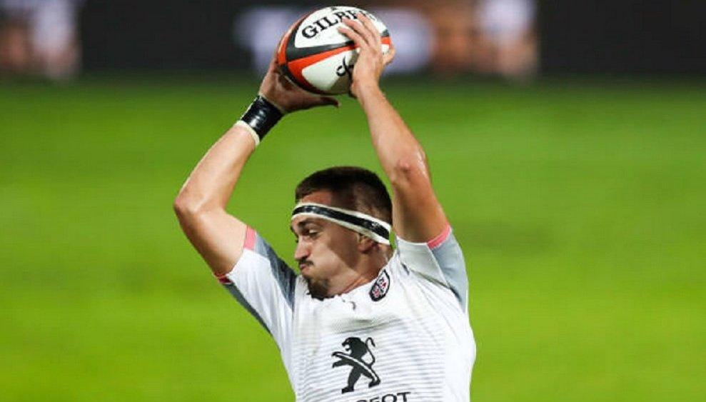 top 14 toulouse verhaeghe absent deux mois et demi rugby france xv de départ 15