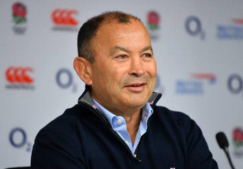 angleterre eddie jones tacle encore sexton rugby international xv de départ 15