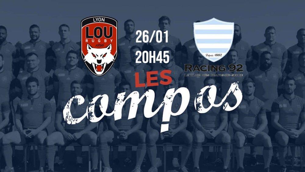 rugby top 14 les compos lyon vs racing 92 france xv de départ 15
