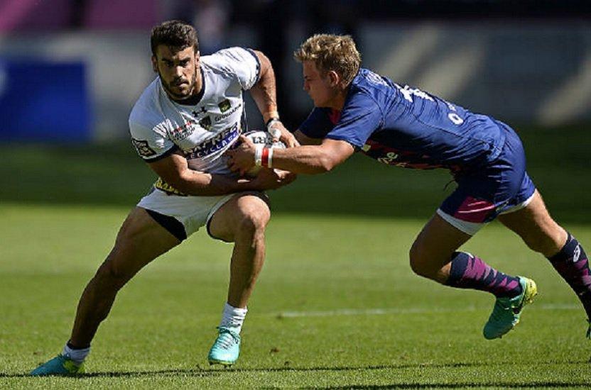 top 14 transfert lyon engage patricio fernandez rugby france xv de départ 15