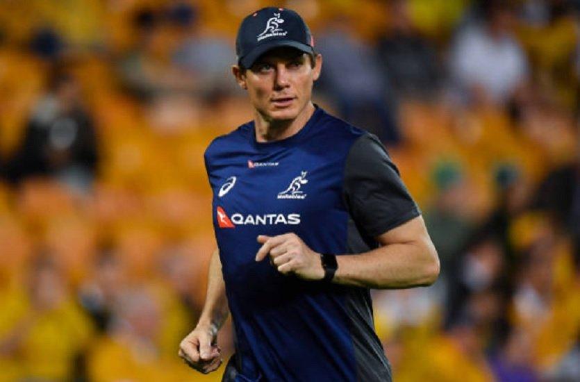 australie stephen larkham licencié rugby international xv de départ 15