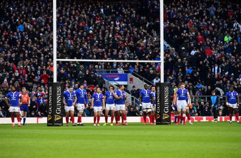 bleus et maintenant rugby france 6 nations xv de départ 15