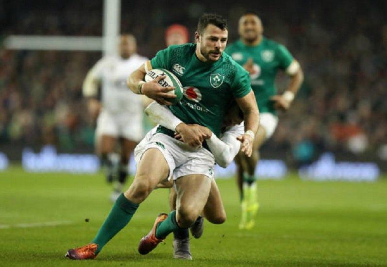 rlande 3 ans de plus pour robbie henshaw rugby irlande xv de départ 15