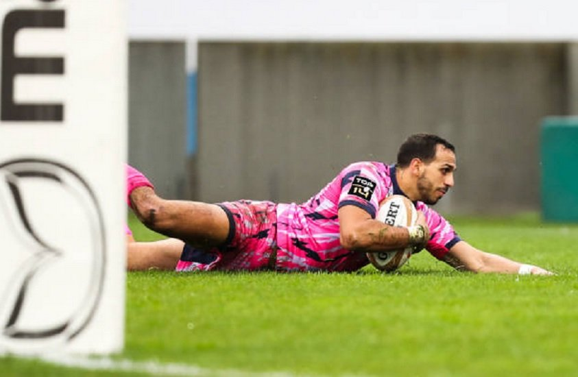 top 14 hamdaoui absent plusieurs semaines rugby france xv de départ 15
