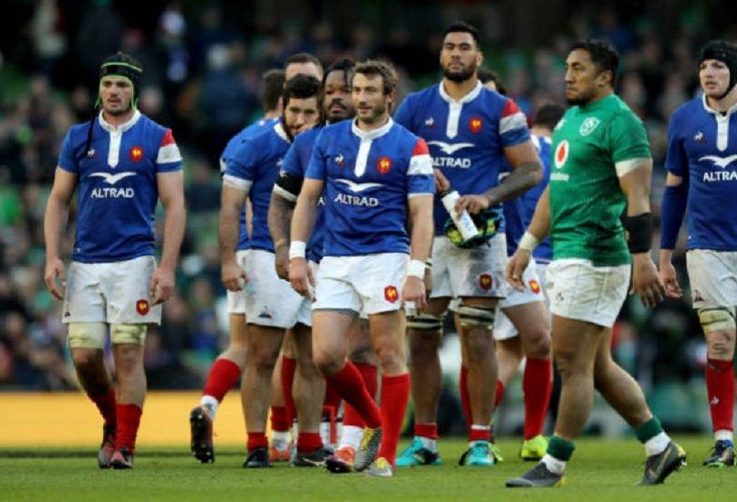 bleus ce qui n'a pas fonctionné en 1ère mi-temps rugby 6 nations xv de départ 15