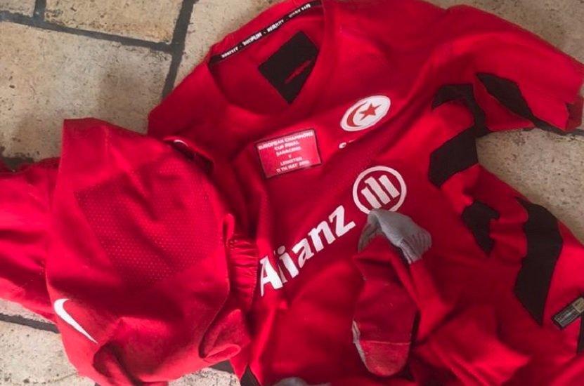 insolite buzz alex goode a enfin enlevé sa tenue de match rugby france xv de départ 15