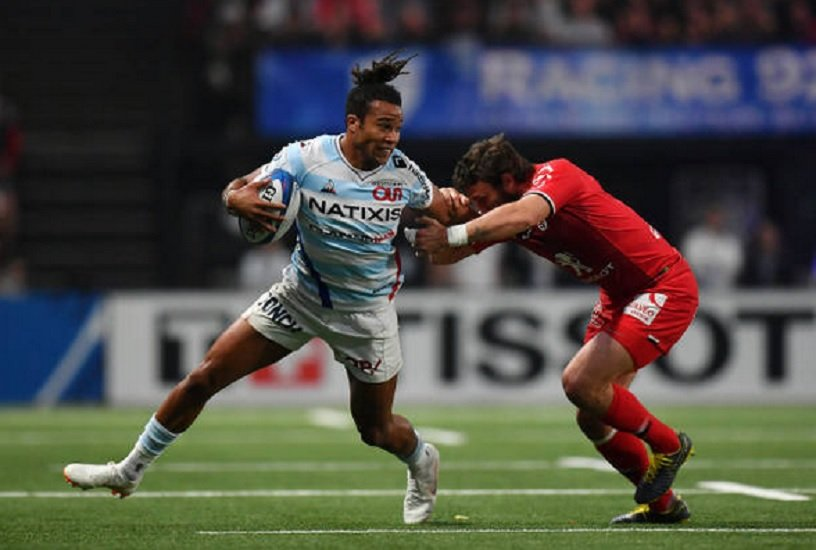 top 14 racing 92 thomas et sanconnie titulaires rugby france xv de départ 15