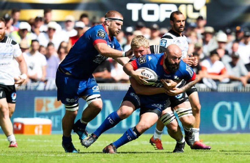 top 14 transfert mike tadjer à clermont rugby france xv de départ 15