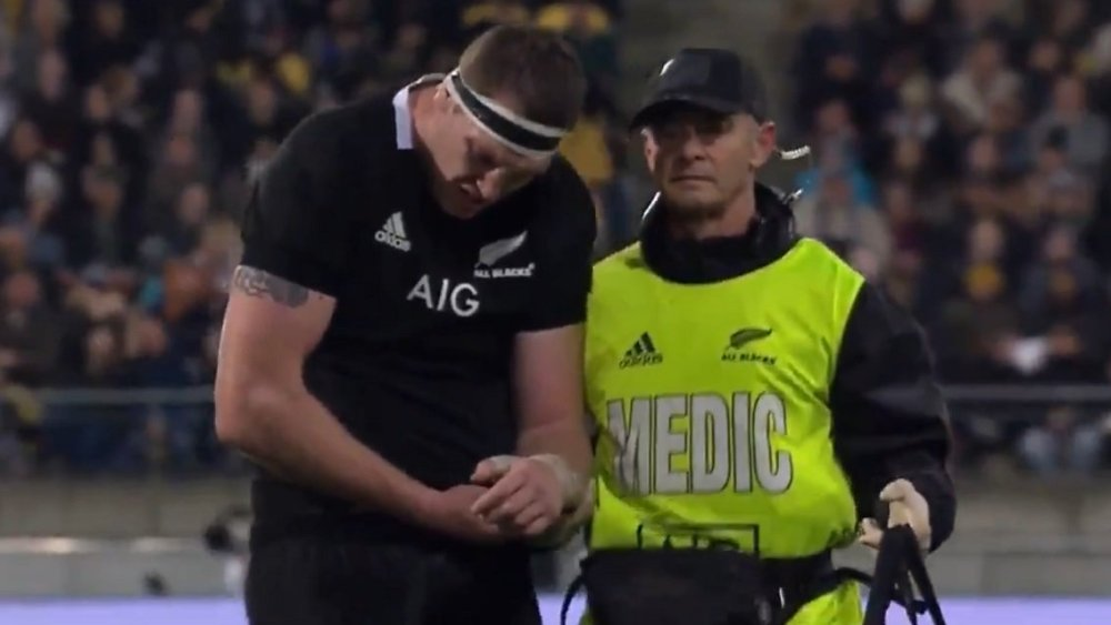 all blacks brodie retallick blessé rugby international xv de départ 15