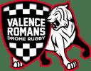 valence romans drôme rugby france logo xv de départ