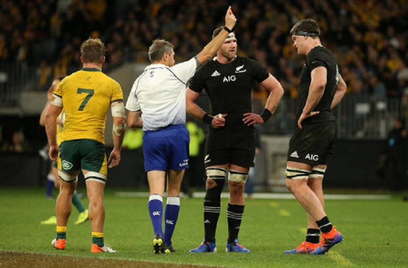 all blacks scott barrett suspendu trois semaines rugby international xv de départ 15