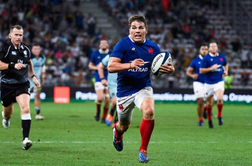 bleus jacques brunel fait tourner rugby international xv de départ 15