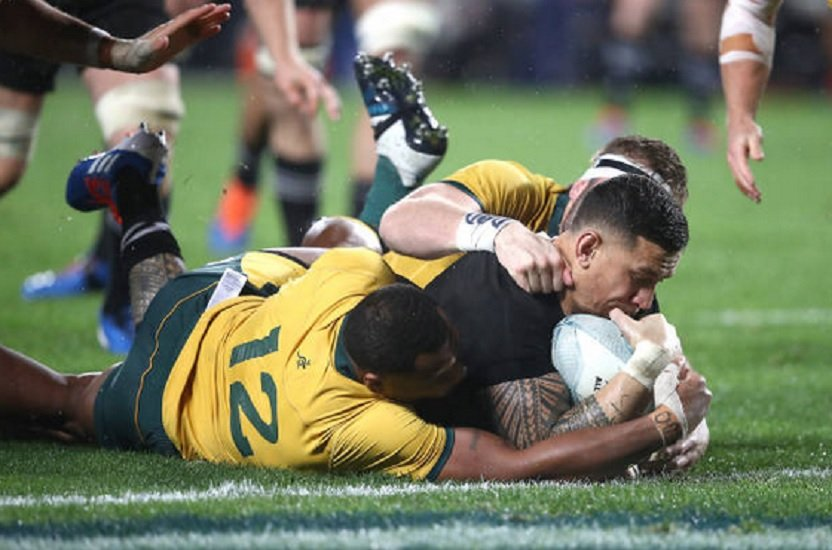 international les all blacks prennent leur revanche rugby international xv de départ 15