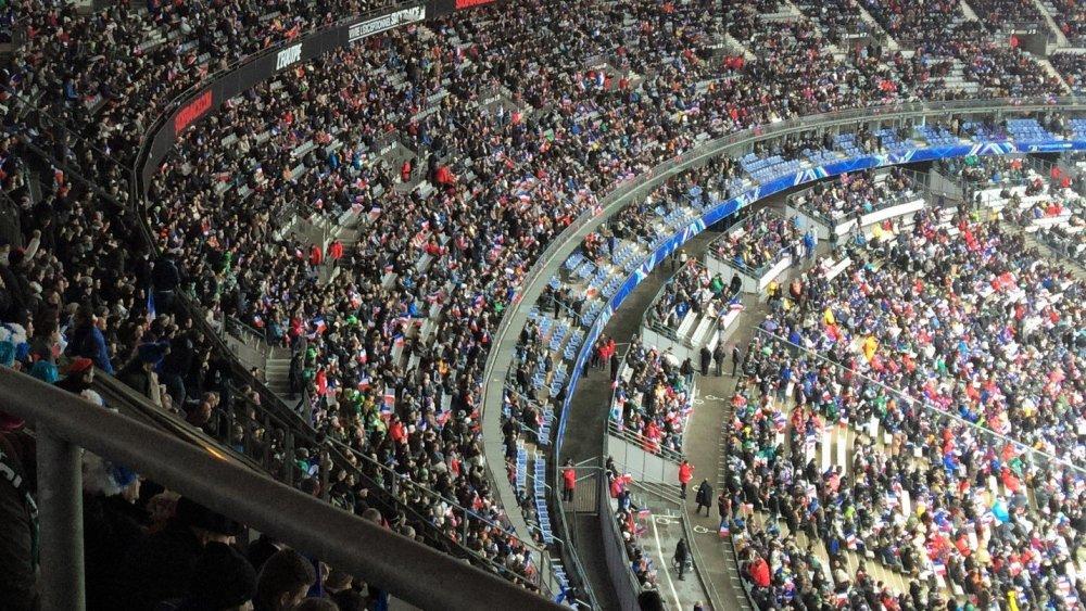 bleus triste record d'affluence pour les bleus rugby france xv de départ 15