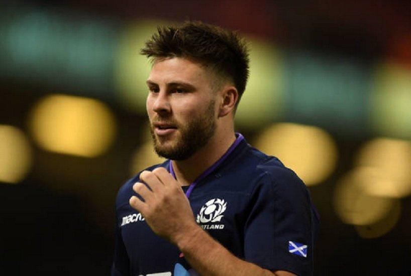 ecosse ali price forfait pour le reste de la coup du monde rugby xv de départ 15