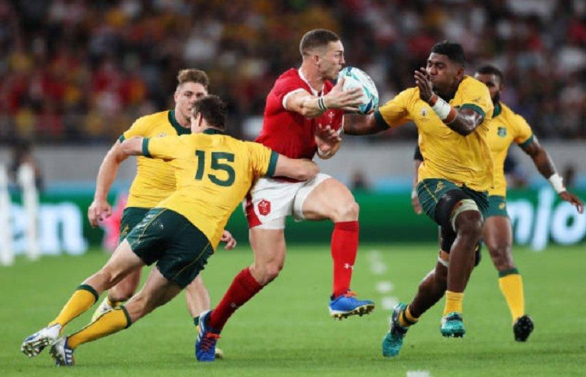 le pays de galles résiste au retour australien rugby coupe du monde xv de départ 15