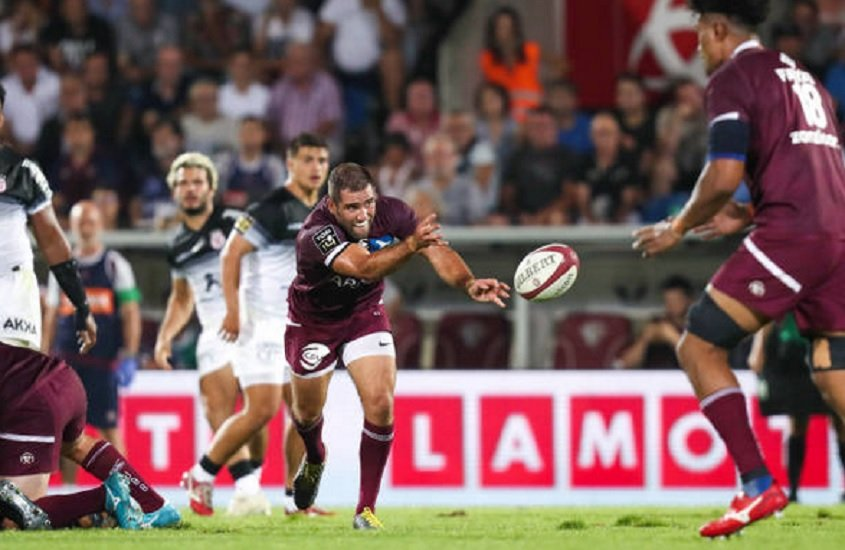 top 14 bordeaux lucu l'apprentissage express rugby france xv de départ 15