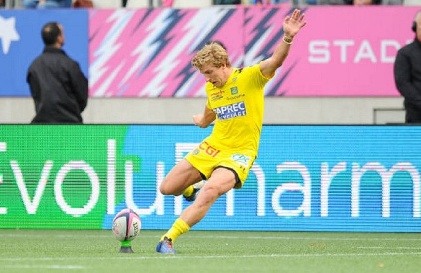 top 14 clermont s'impose à paris rugby france xv de départ 15