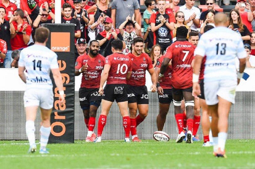 top 14 toulon se réveille à mayol rugby france xv de départ 15