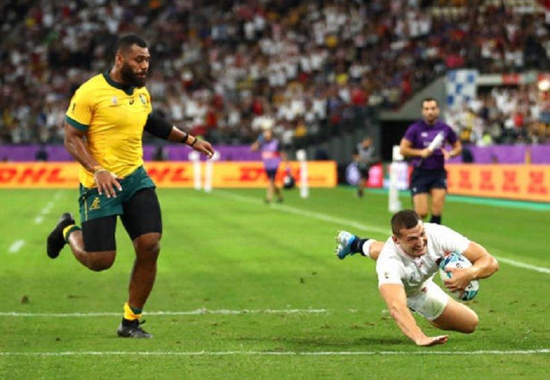 l'angleterre file en demi finale rugby coupe du monde xv de départ 15