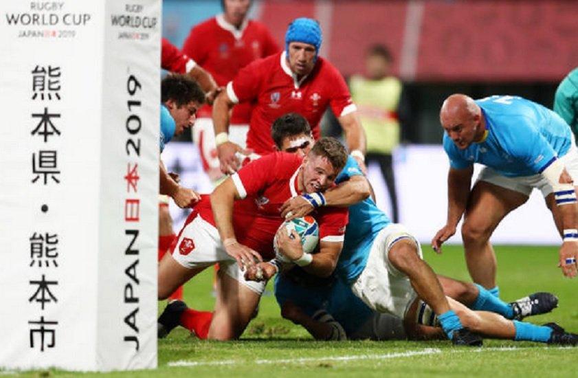 le pays de galles face aux bleus en quart de finale rugby coupe du monde xv de départ 15
