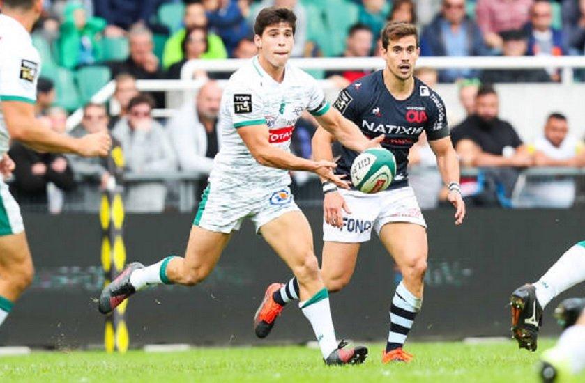 top 14 pau daubagna prolonge à son tour rugby france xv de départ 15
