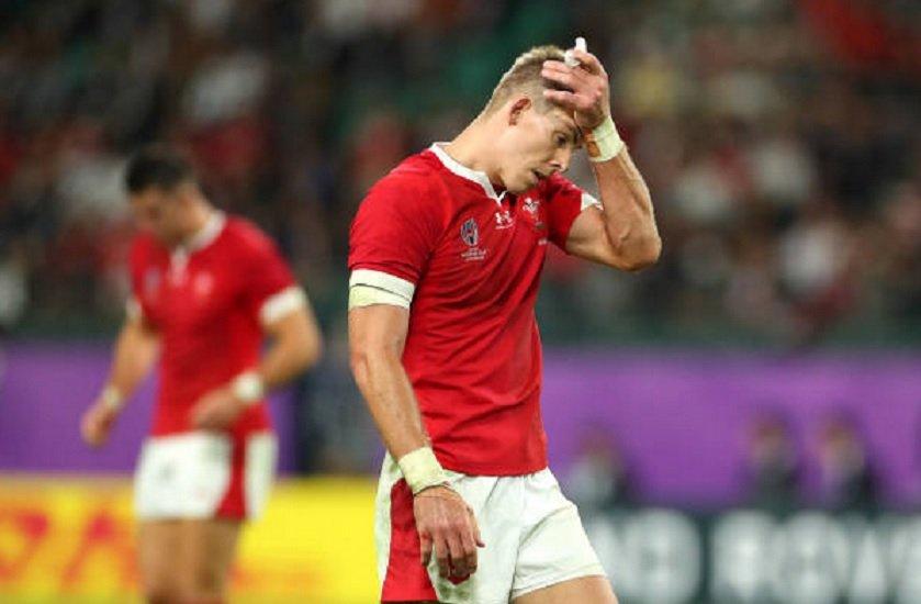 pays de galles liam williams forfait halfpenny le remplace rugby coupe du monde xv de départ 15
