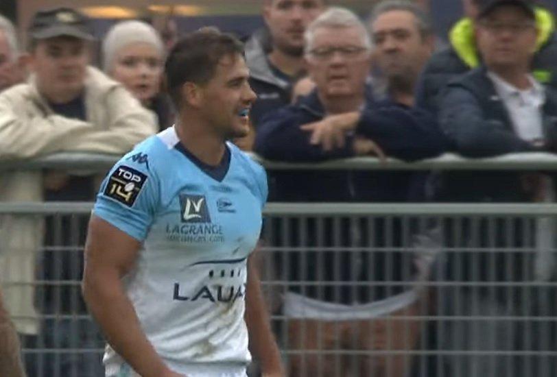vidéo bayonne en mode harlem globetrotters rugby france xv de départ 15