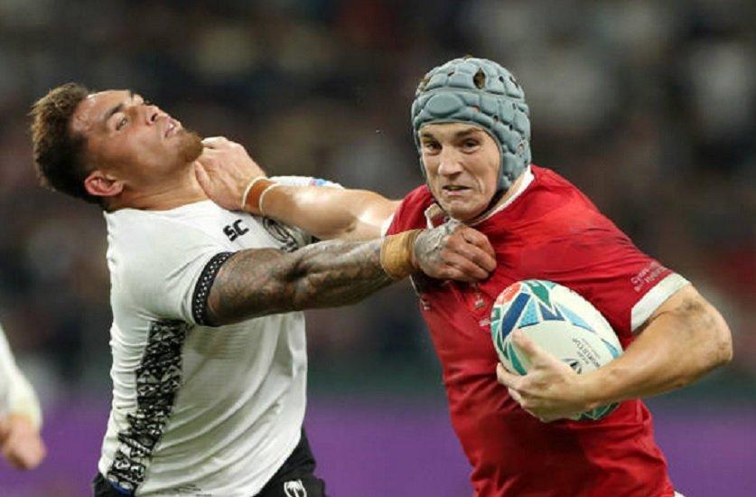 vidéo le terrible raffut de jonathan davies rugby coupe du monde xv de départ 15
