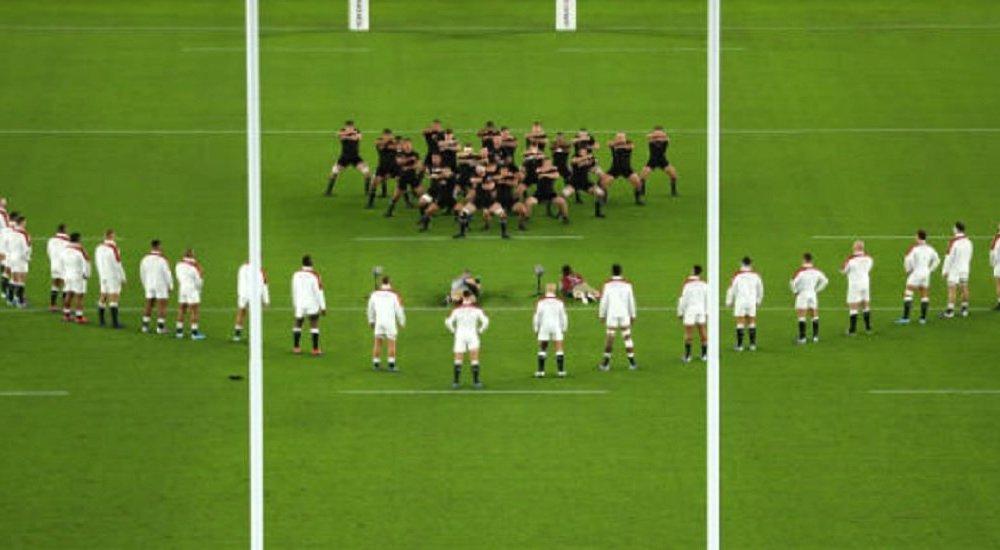 vidéo les anglais défient le haka néo-zélandais rugby coupe du monde xv de départ 15
