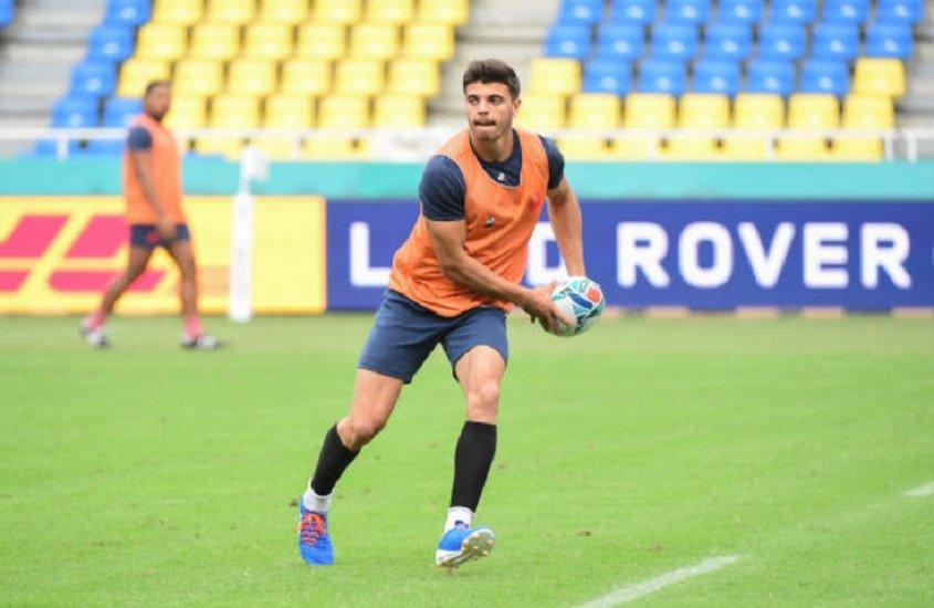 bleus romain ntamack élu révélation de l'année rugby coupe du monde xv de départ 15