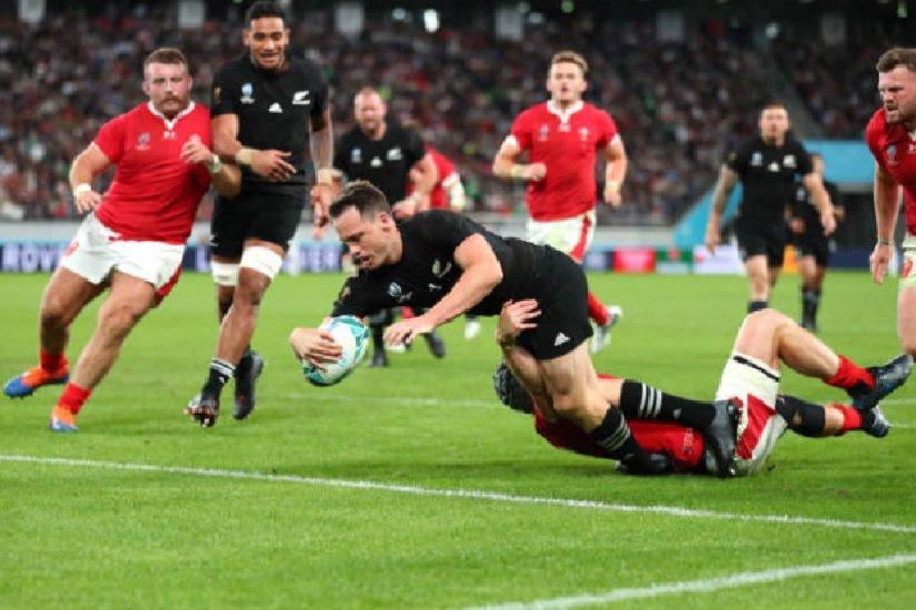 les all blacks terminent à la 3ème place rugby coupe du monde xv de départ 15