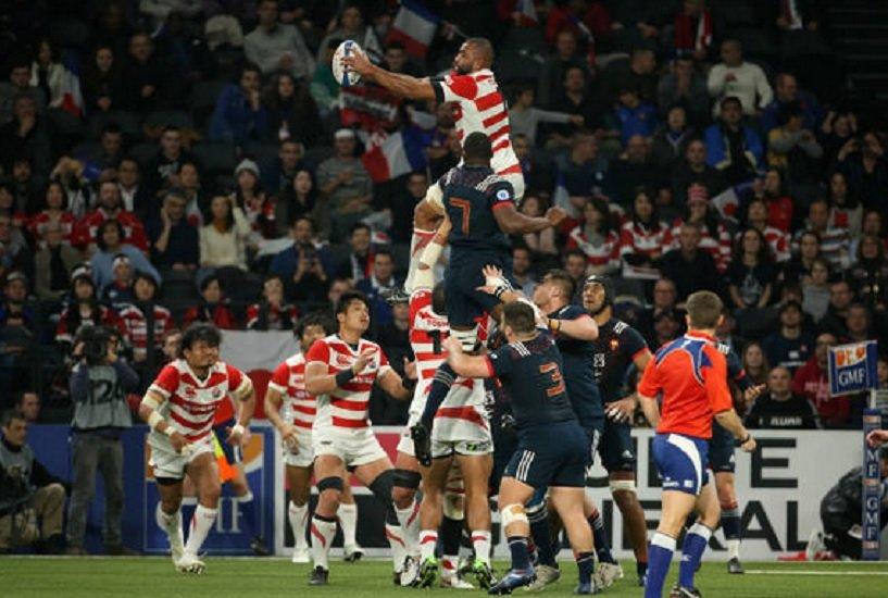 les lbues en tournée au japon en 2021 rugby france xv de départ 15