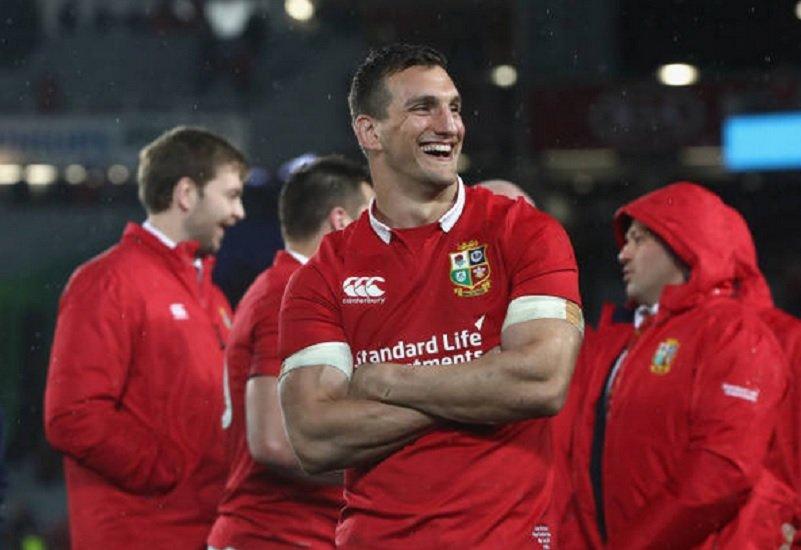 pays de galles sam warburton rejoint le staff rugby international xv de départ 15