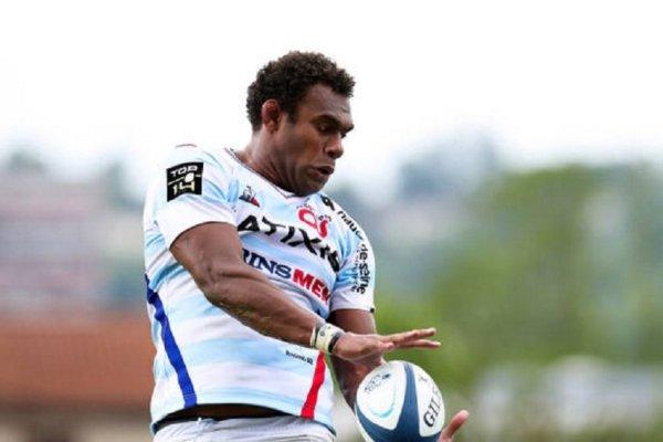 racing 92 nakarawa en contact avec le club de sale rugby transfert xv de départ 15