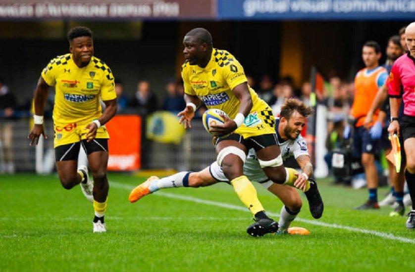 top 14 clermont cancoriet et van tonder indisponible 5 mois rugby france xv de départ 15