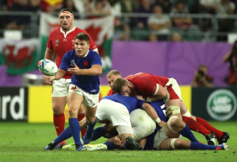 top 14 dupont déclaré apte rugby france xv de départ 15