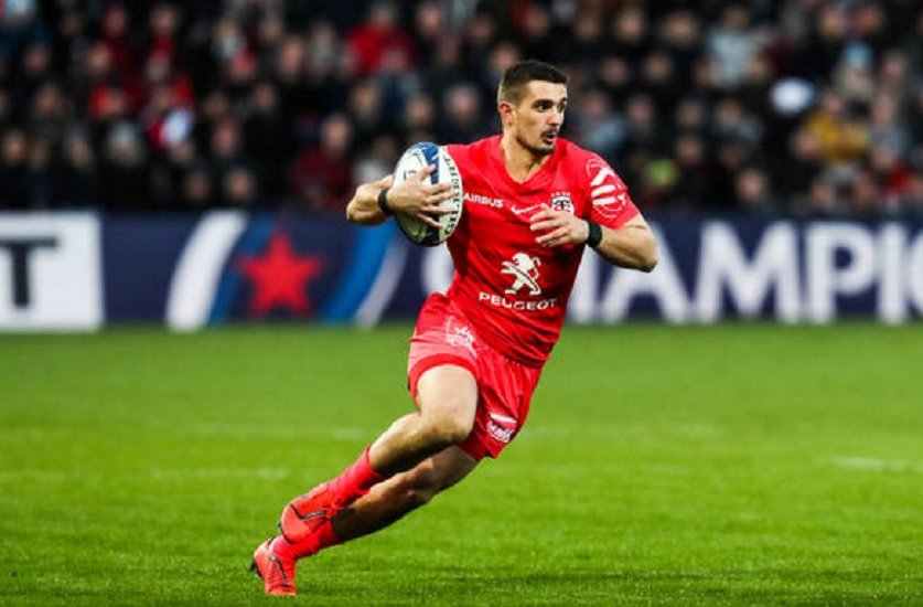 top 14 toulouse thomas ramos de retour face à bordeaux rugby france xv de départ 15